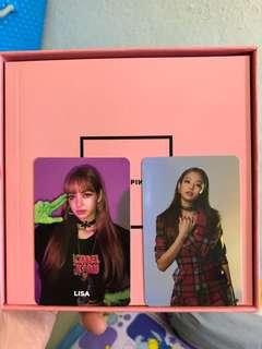 Blackpink Square Up Photocard