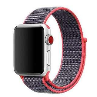 Apple Watch Strap Active Nylon Loop for 42/44mm