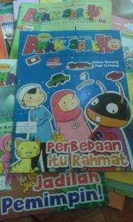 Majalah anak sholeh