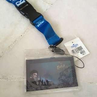 Harry Potter Universal Studios Japan Ravenclaw Lanyard