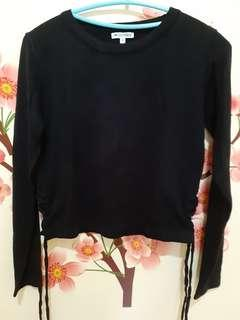 Colorbox Black Sweater