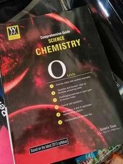 O Level Chemistry [OG price $15.90]