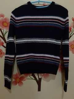 Colorbox Navy Sweater