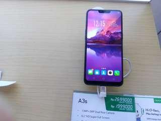 Oppo A3S / 3 GB