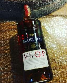 【賀年優惠】Martell馬爹利赤木VSOP 70cl French Cognac 法國干邑白蘭地 1858Wines.com香港最優惠價格酒類及飲品網站