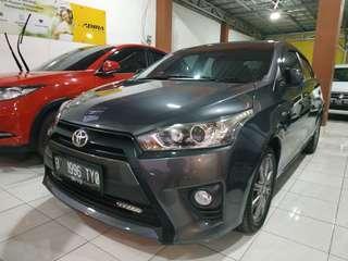 Toyota yaris G AT 2014
