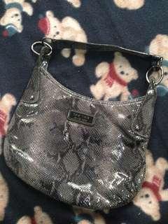 Original Nine West Snakeskin Hand Bag