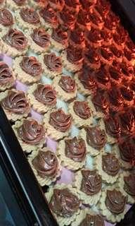 ⭐Taste to believe it!!! Milotella, Oreo Chunky & Nutella Tarts ⭐