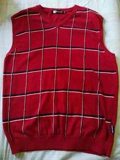 Lagear針織背心%100純棉