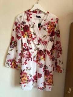 Zalora Love Floral dress