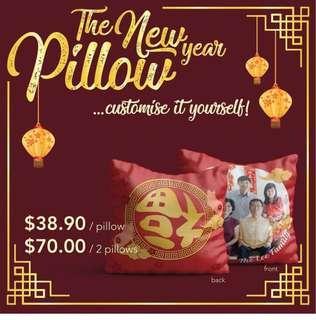 Photo pillow printing