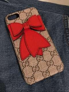 iPhone 7 Gucci case