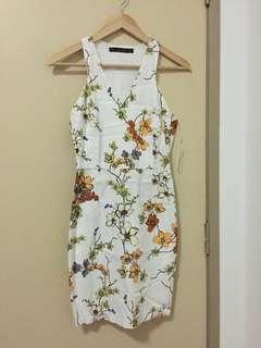 Zara Flora Dress