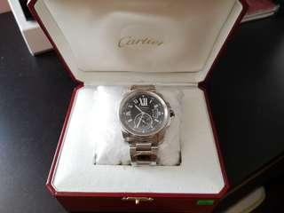 Cartier Calibre Steel