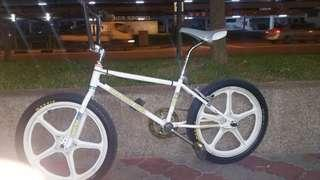 80s rare BMX Melvern Star (made in Australia)