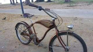 Original GT dyno beach cruiser