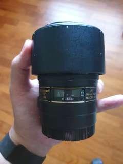 Tamron SP AF 90mm F2.8 Di lens A mount