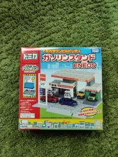 Tomy車仔 日本油站