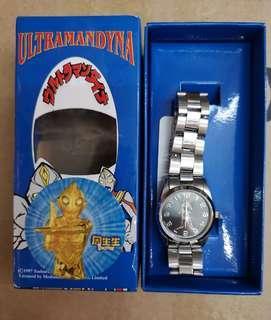 咸蛋超人手錶 正版