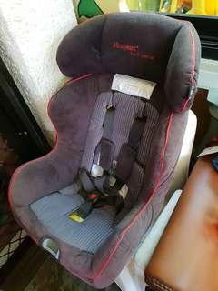 First year baby car seat