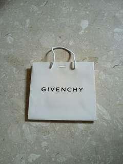 Givenchy Paper Bag - 25*22*10cm