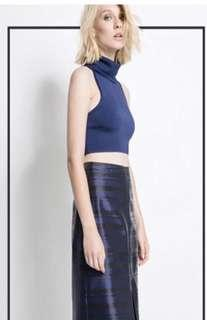 Cameo Collective- NWT Sober Thoughts Knit crop top RRP $159!!
