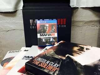Mafia lll Collector's Edition