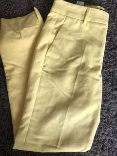 Zara Chino Cigarette pants