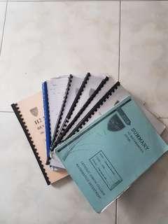 CJC H2 Maths Package