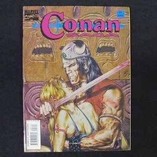 CONAN SAGA #97(1995) Final issue! - Marvel Comics Magazine