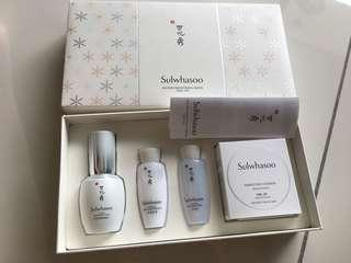 Sulwhasoo Brightening Serum Trial Set