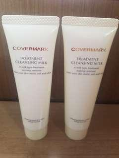 Covermark Treatment Cleaning milk 全效修護卸妝乳 (30g)
