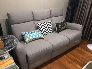 Courts Grey sofa
