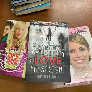 The Statistical Probability of Love at First Sight + Off Campus + Emma Roberts: Simply Fabulous