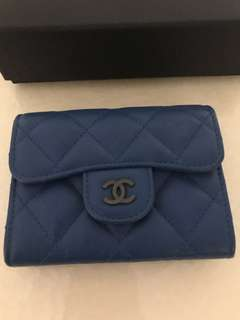 f5f0ca12c678ed Chanel coin/card holder , Women's Fashion, Bags & Wallets, Wallets ...