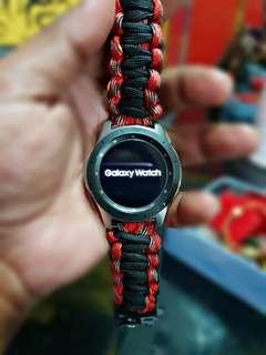 Samsung Galaxy Watch with Paracord (46mm)