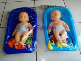 Boneka Bayi - Baby Bathtub