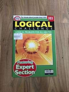 🚚 Puzzle Books, Logic Challenges