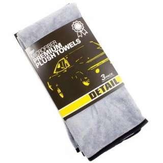 🤩[2019 Lowest Price] Zwipes Auto 892 Microfiber Premium Plush Cloth, 3-Pack