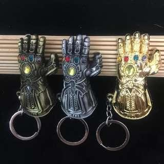 Marvel Thanos Gauntlet Keychain (Pre-Order ONLY)