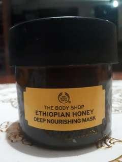 The body shop - Euthiopian Honey Deep Nourishing Mask