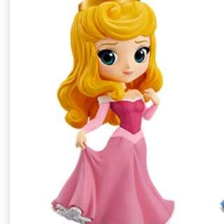 Qposket Princess Aurora 正版