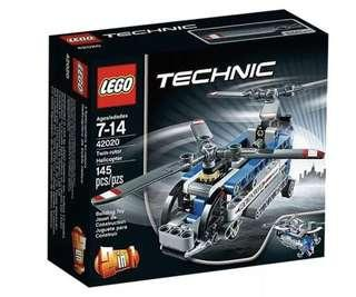 LEGO 42020 Technic Twin-rotor Helicopter (MISB)