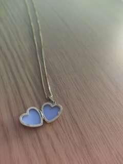Gold Love Heart Locket
