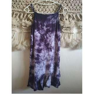 CO Tie Dye Dress
