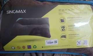 特價:全新 Sinomax 竹炭舒適枕 (原價 629)