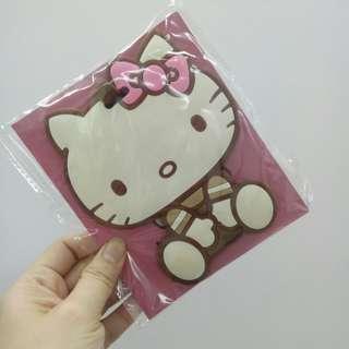 🚚 Hello Kitty 行李吊牌