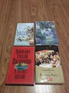 Book Set of 4