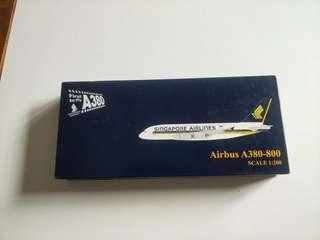 Hogan Singapore Airlines A380