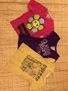 3 package junior & guess